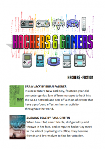 hackersgamers booklist