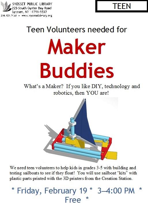 Maker Buddies
