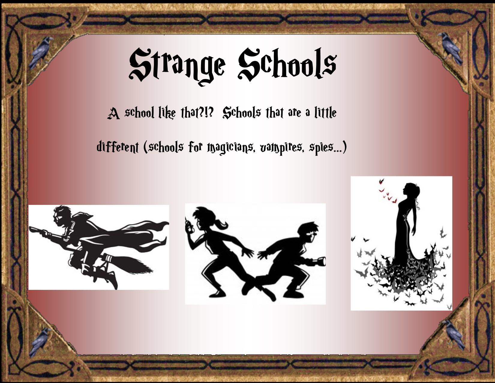 Special Schools Display