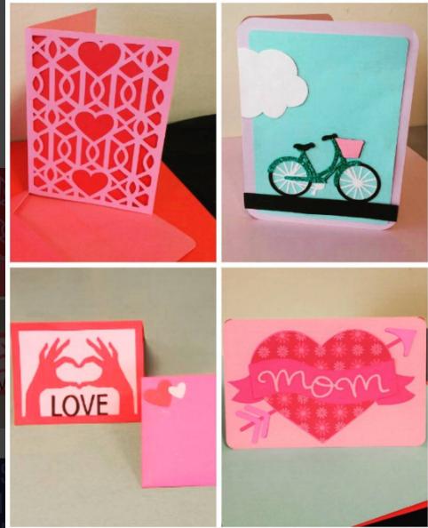 Valentine's Day maker Crafts